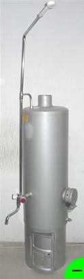 Колонка водогрейная КВЭ 80 л с электротэном