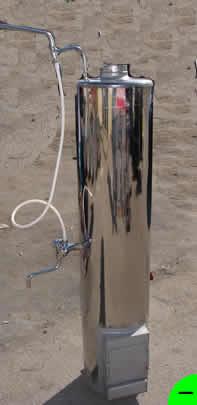 Колонка водогрейная КВС-10-2-90 90 л
