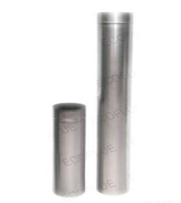 Дымоход труба Ø200мм нерж. 1.0мм L=1м