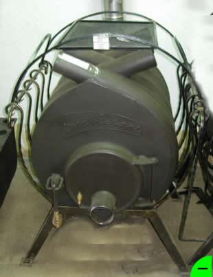 Подставка под печь Бренеран тип 01