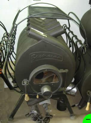 Подставка под печь Бренеран тип 02