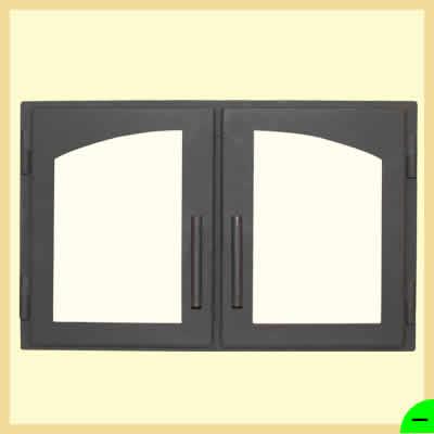 Дверка печная ДВ544-2А</br>544мм*345мм