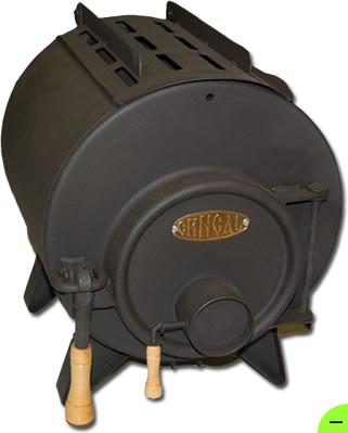 Печь отопительно-варочная Синель - С 100