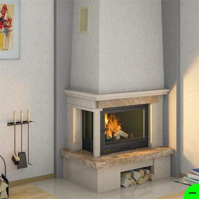 Облицовка пристенно-угловая АРАГОН 715Л (стекло слева)