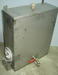 Бак-умывальник 30 л из нержавейки 1.0мм с электротэном