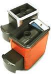 Печь для бани и сауны Шилка-10 антрацит